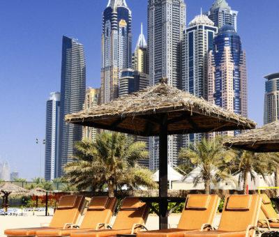 Dubai, Marina district, United Arab Emirates